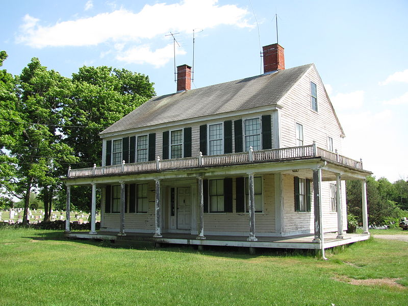 Preserved Gardner House